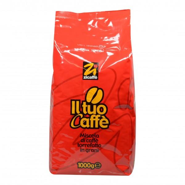 Zicaffe Il Tuo Espresso 1000g