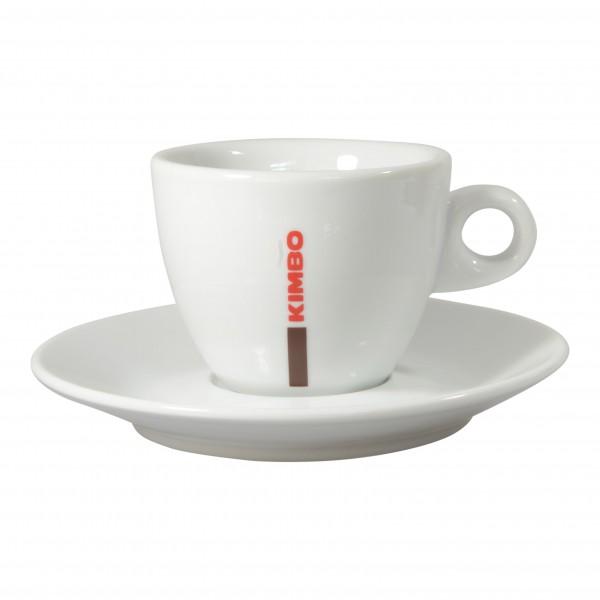 Kimbo Cappuccino Tasse