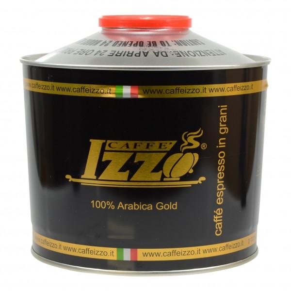 Izzo Gold Oro Espresso 1000g Bohne