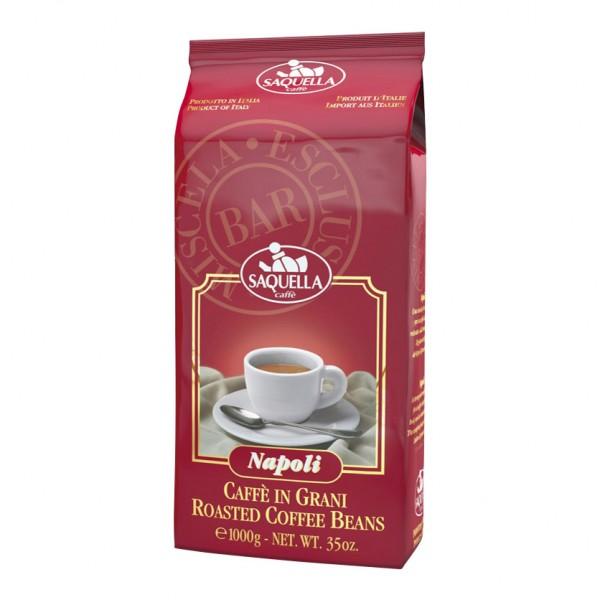 Saquella Napoli Bar Espresso 1000g